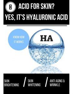 Hyaluronic Acid Serum For Face