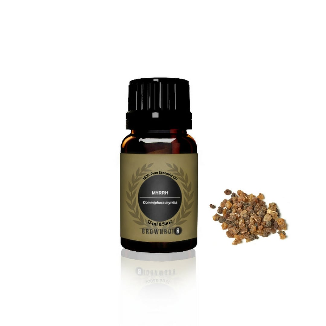 Essential Oils Myrrh - BrownBoi