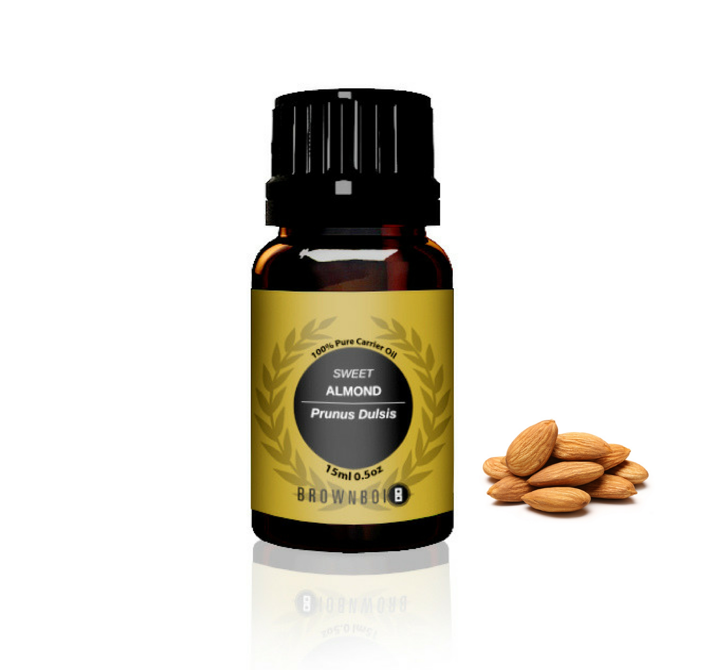 Essential Oils Almond - BrownBoi