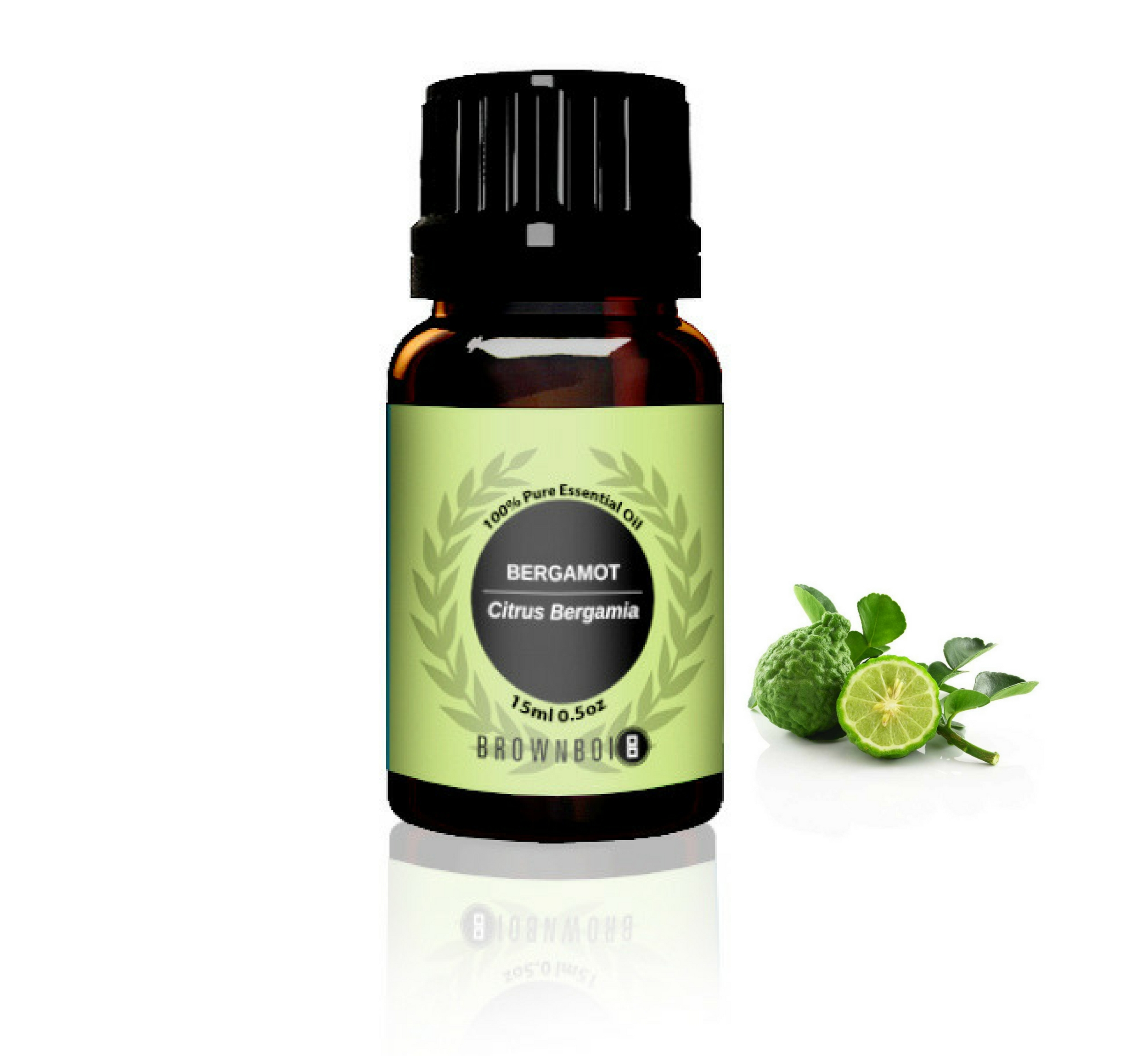 Essential Oils Bergamot- BrownBoi